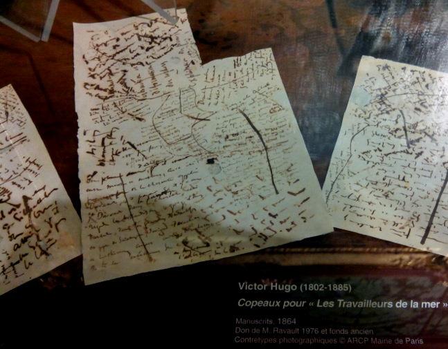 Manuscrits de Victor Hugo