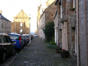 St Andrews, North Castle Street (Ecosse)