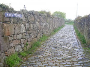 Culross, Ailie's Vennel (Ecosse)