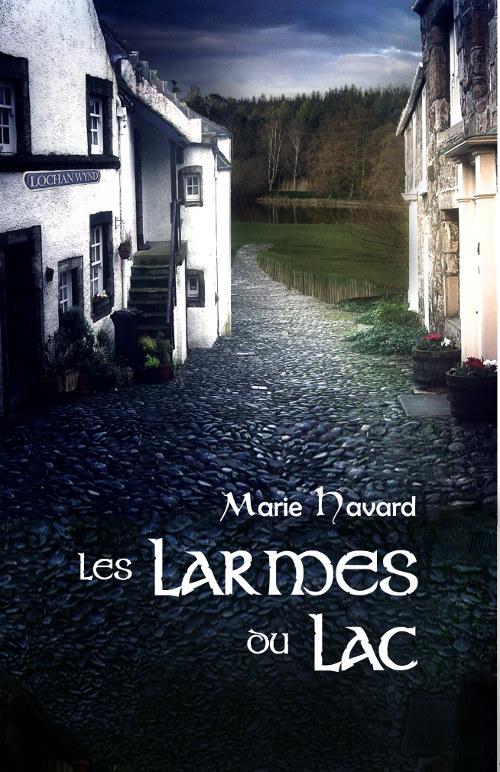 Ancienne couverture Larmes du Lac