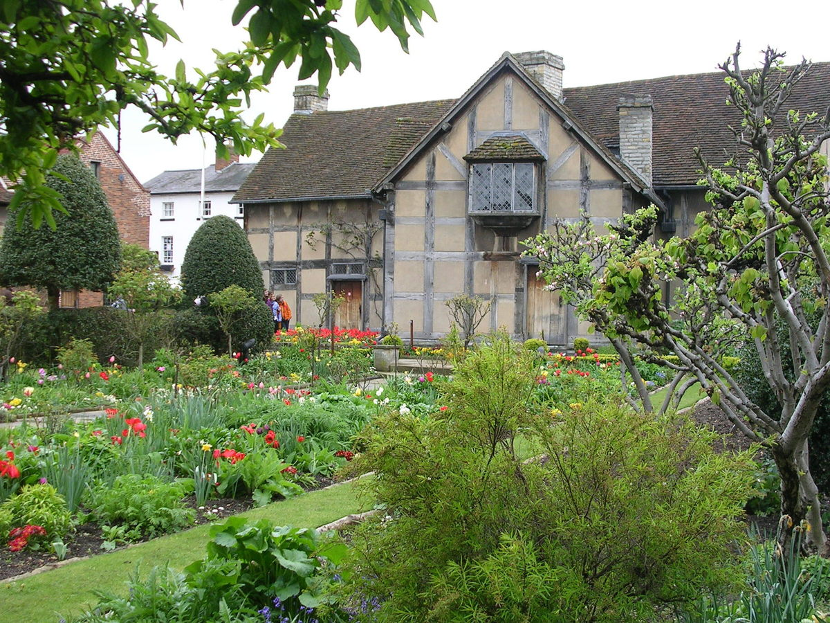 Maison natale de Shakespeare