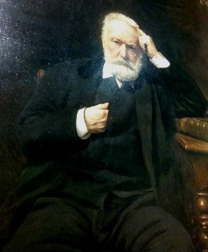 Portrait de Victor Hugo