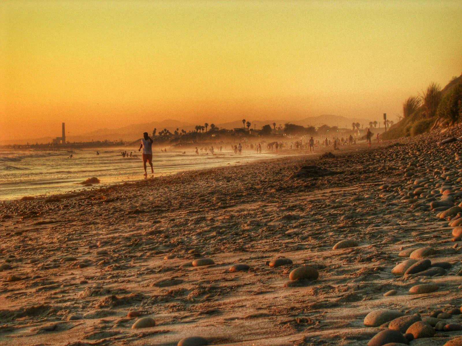 Solana Beach, Californie