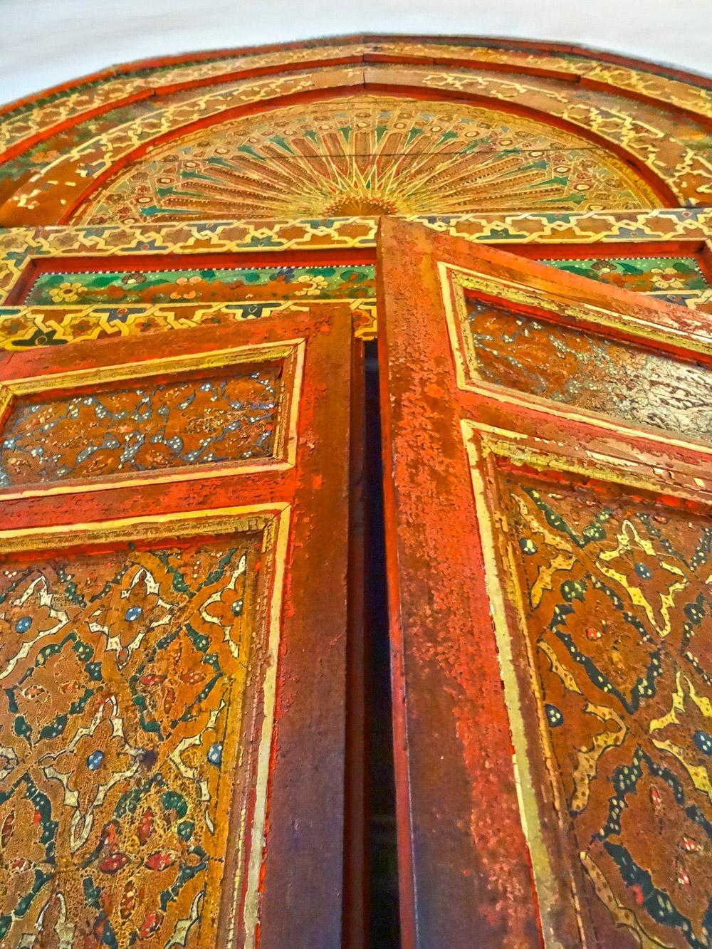 Porte de placard Palais de la bahia.