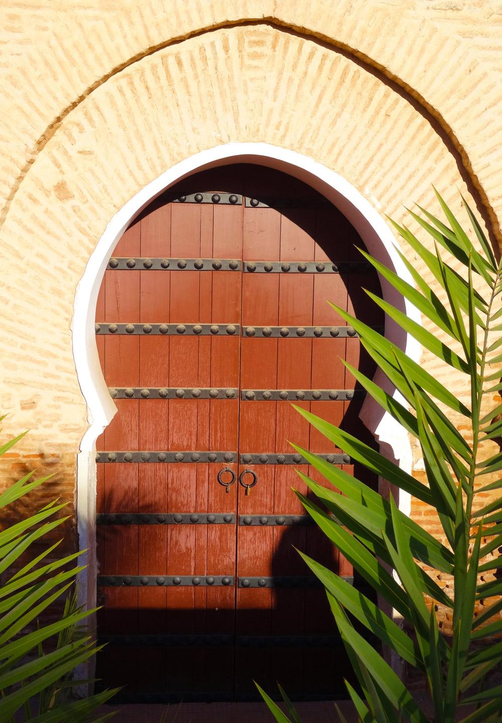 Porte Marrakech koutoubia marie havard