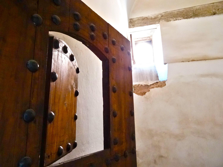 Porte Marrakech Ecole coranique Marie Havard