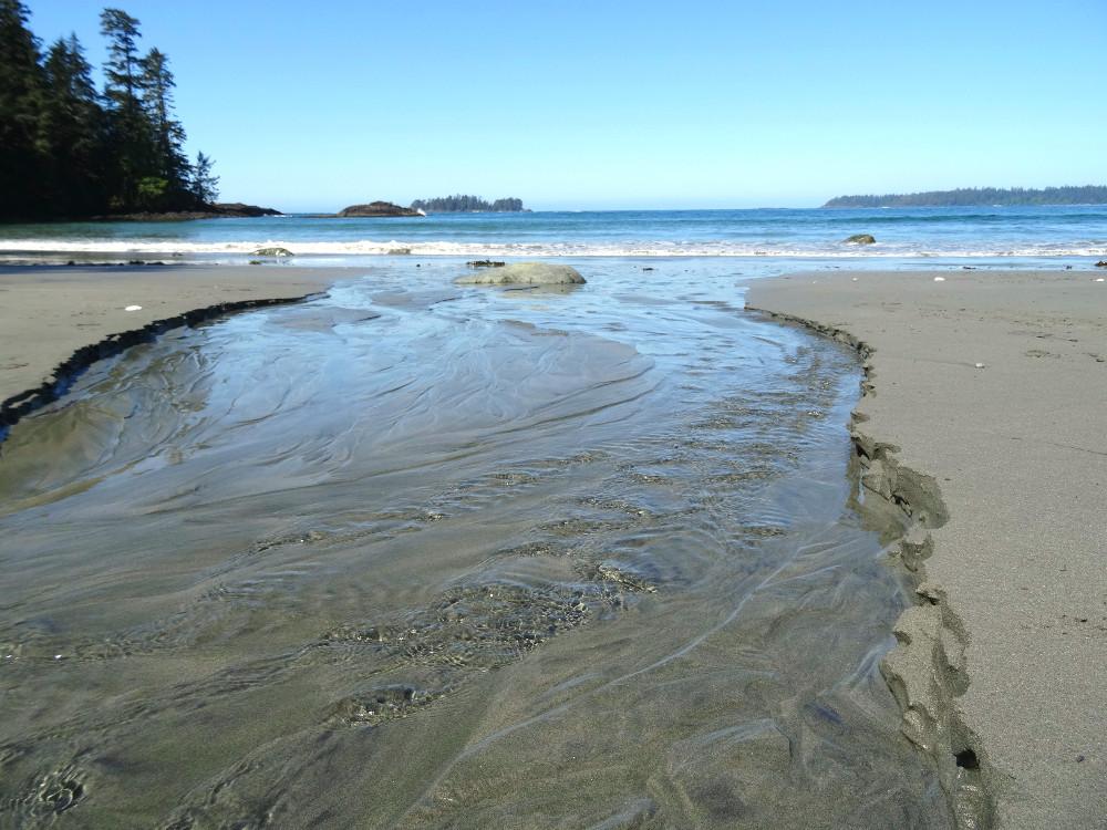 Halfmoon Bay Beach - Île de Vancouver