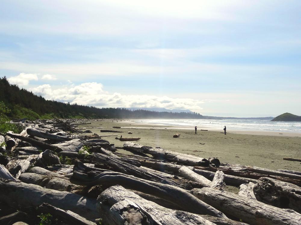 Long Beach - Île de Vancouver