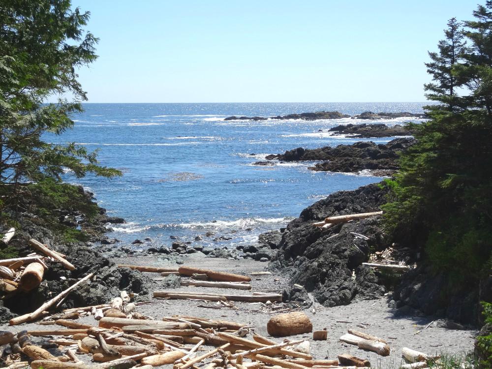 Wild Pacific Trail Ucluelet - Île de Vancouver
