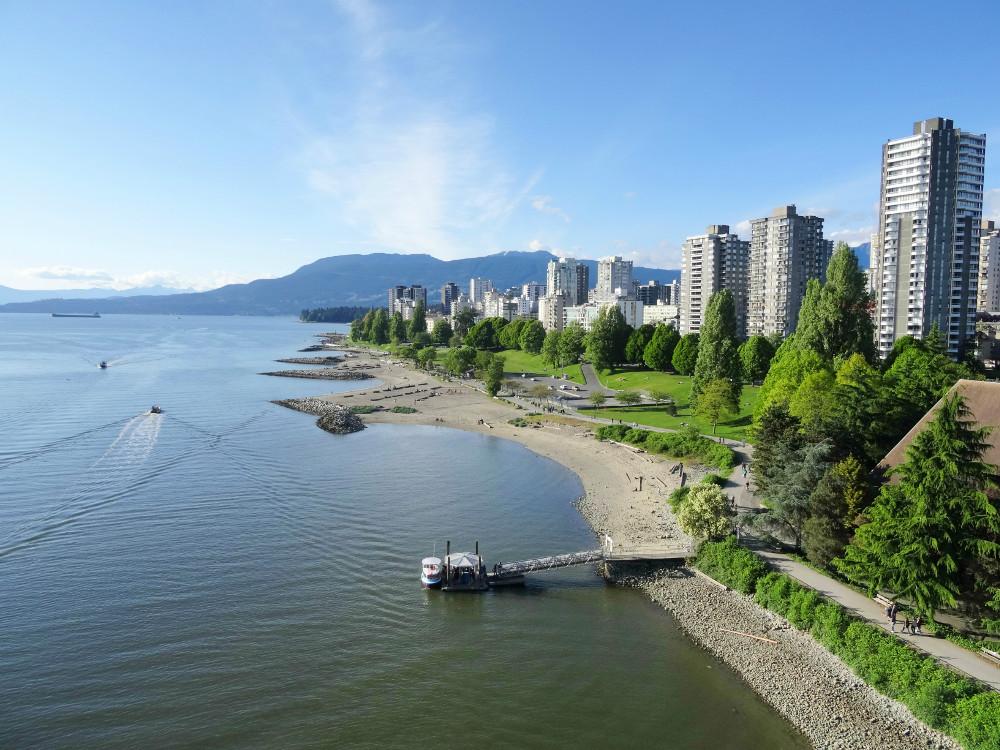 Sunset Beach - Ville de Vancouver