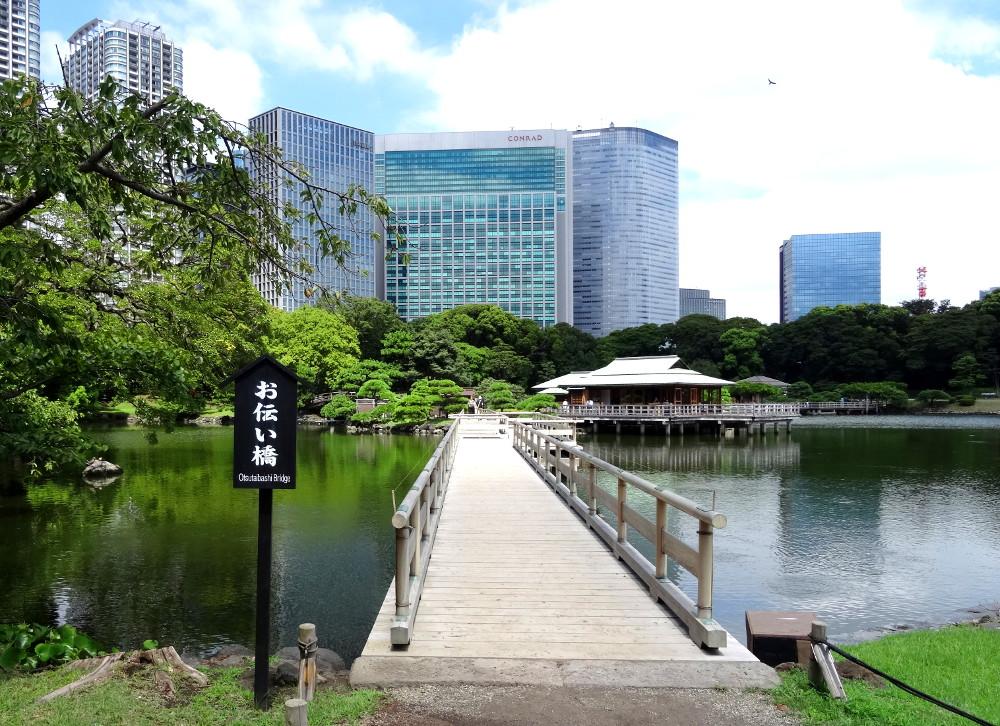Parc Hama-Rikyu Tokyo