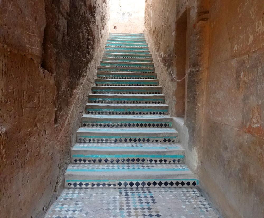 Palais El Badi Marrakech