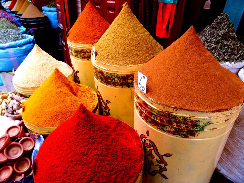 Souk des épices Marrakech