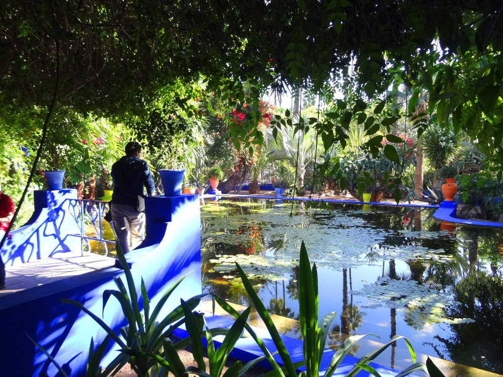 Jardins de Majorelle Marrakech