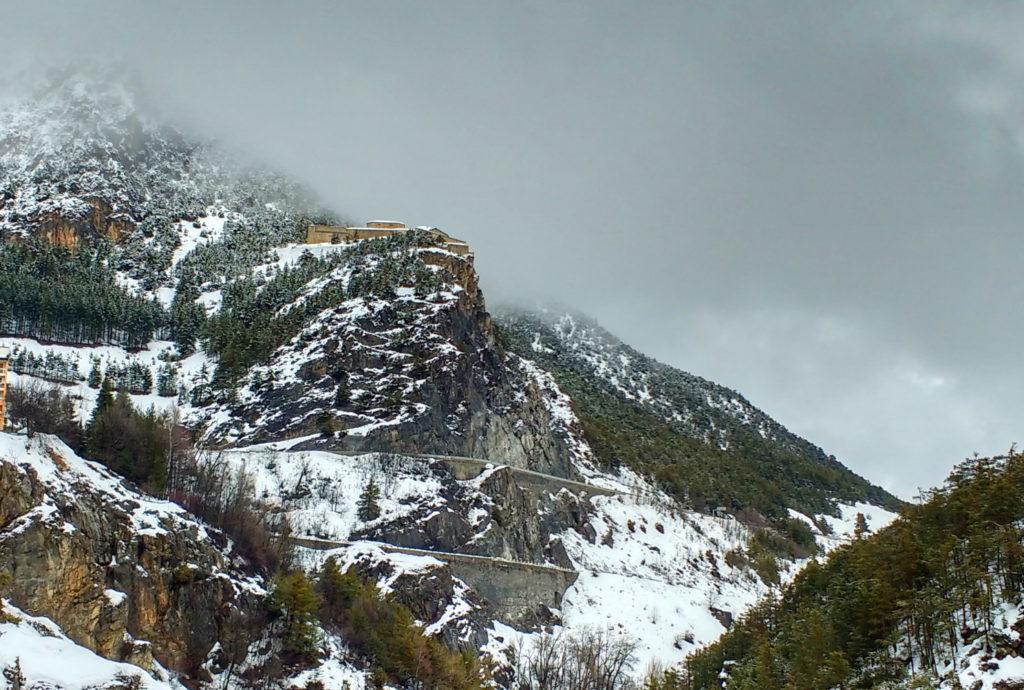 Fort des Salettes - Alpes