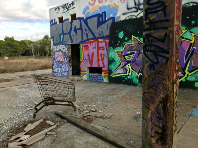 Urbex - Exploration urbaine d'un hôpital abandonné