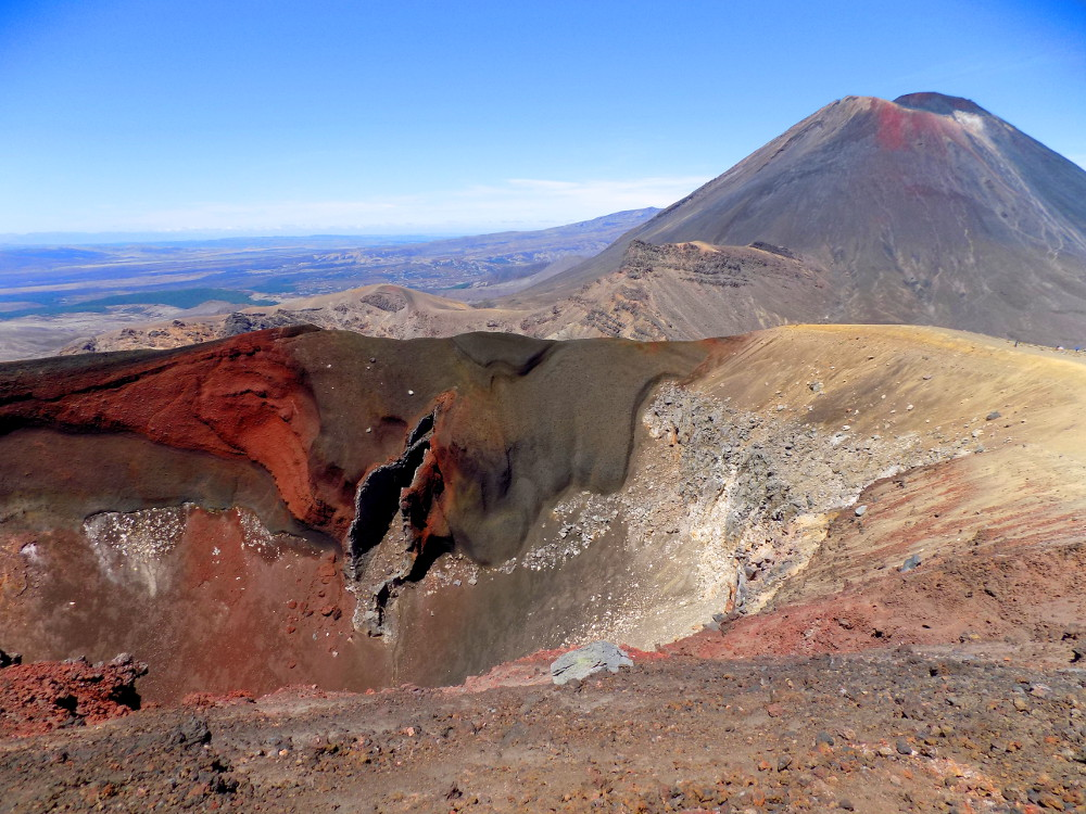 Tongariro Alpine Crossing : Red Crater