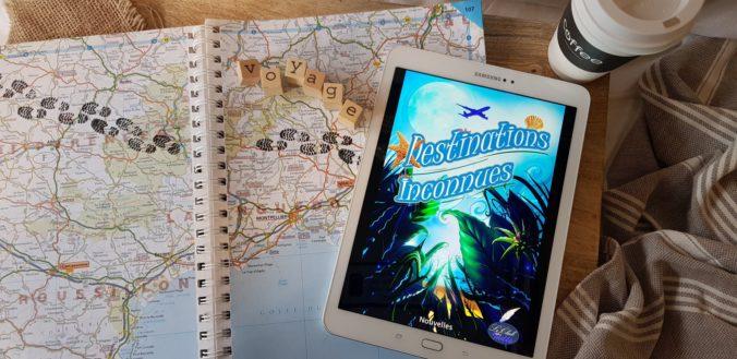 Recueil Destinations Inconnues par Le Club des Indés