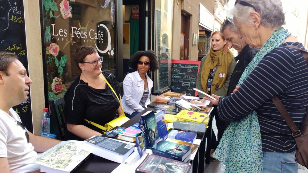 Nîmes marché de l'auto édition