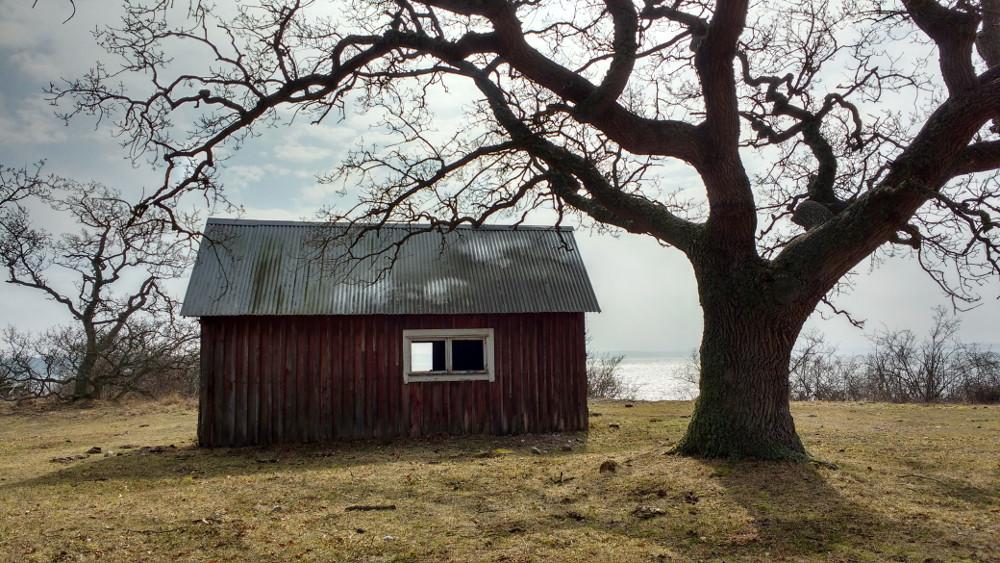 Phare de Långe Erik - Öland, Suède