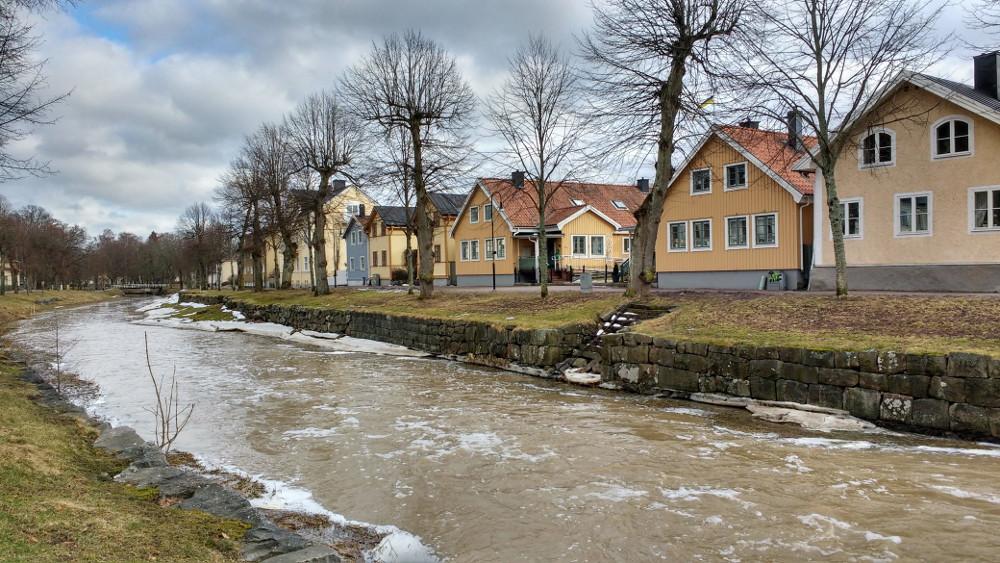 Söderkoping, Suède