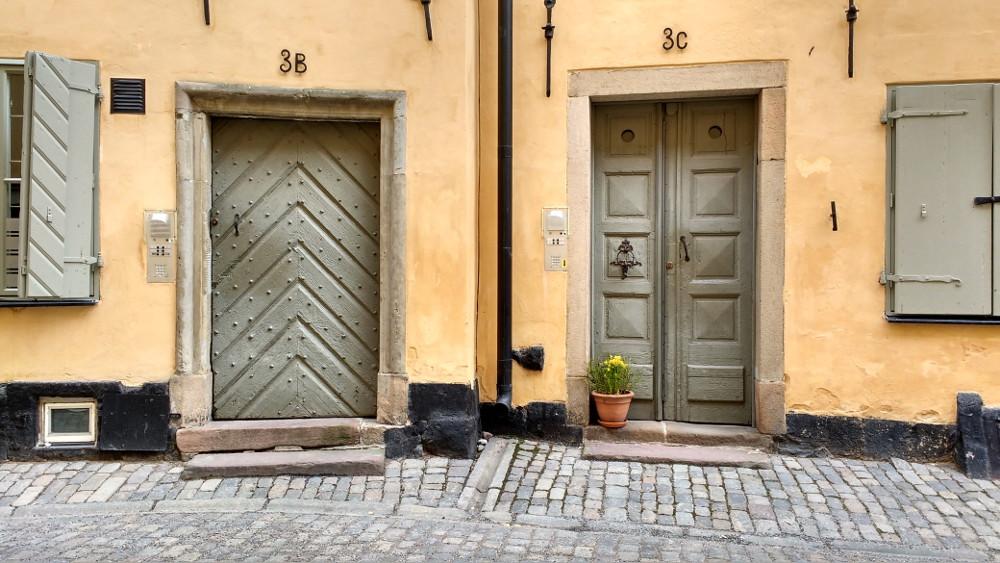Gamla Stan Stockholm, Suède