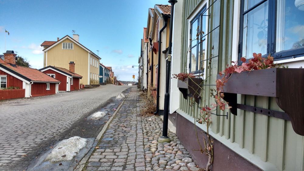 Vastervik, Suède