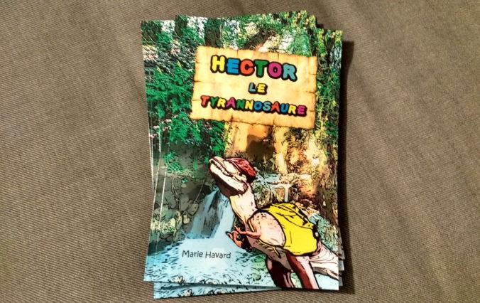 livres-hector-le-tyrannosaure