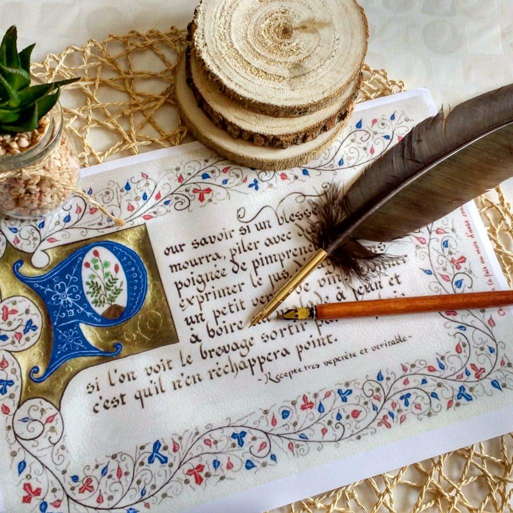28 nuances de romanciers : la dernière phrase que j'ai écrite