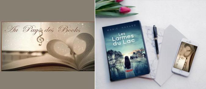Les larmes du lac - chronique par Au Pays des Books