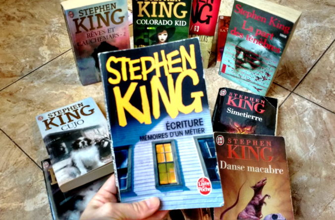 Ecriture par Stephen King