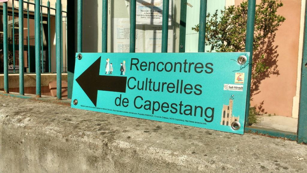 Rencontres Culturelles de Capestang