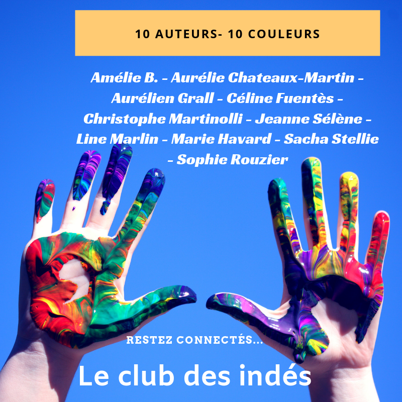 Recueil 10 nuances d'Indés - le Club des Indés