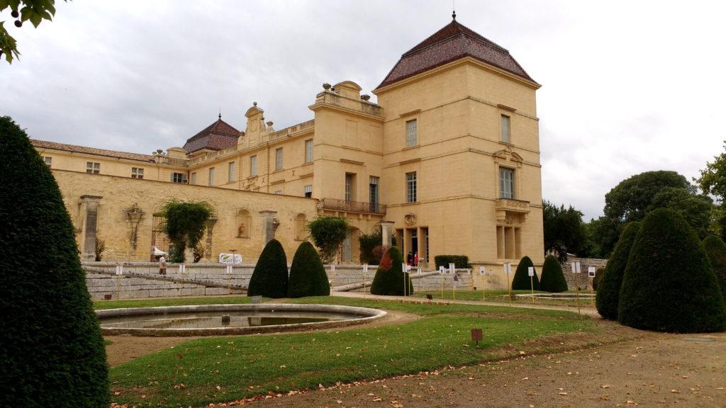 Salon du Livre de Castries 2019 - château de Castries