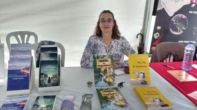 Salon du Livre de Castries 2019 - Marie Havard