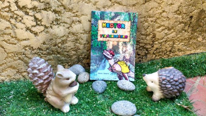 Hector le Tyrannosaure, livre illustré sur les dinosaures
