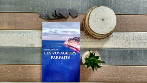 Livre les Voyageurs parfaits Marie Havard