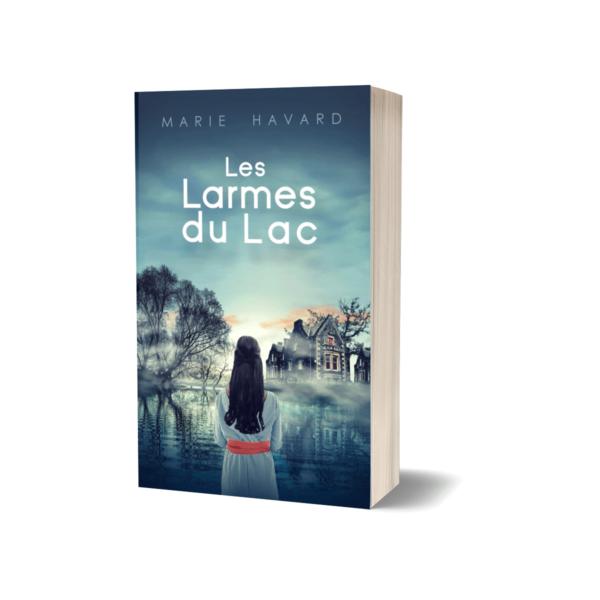 Livre Les Larmes du Lac - Marie Havard - papier - acheter dans la boutique