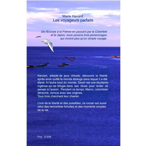 Les Voyageurs Parfaits, Marie Havard