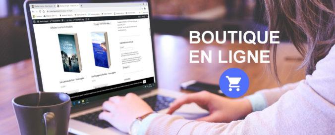 Boutique en ligne Marie Havard Livres