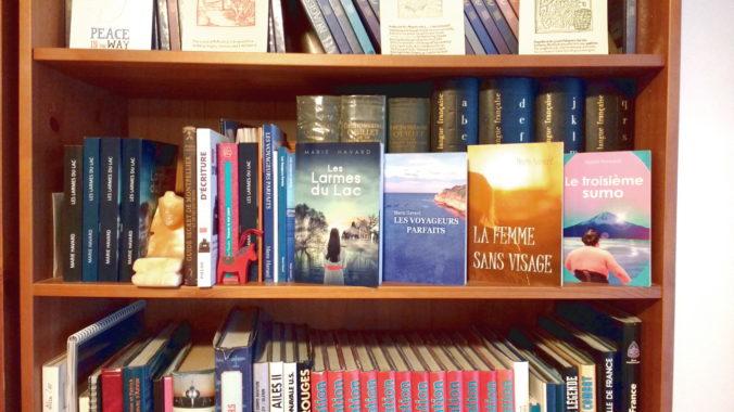 Les Larmes du lac dans 10 000 librairies