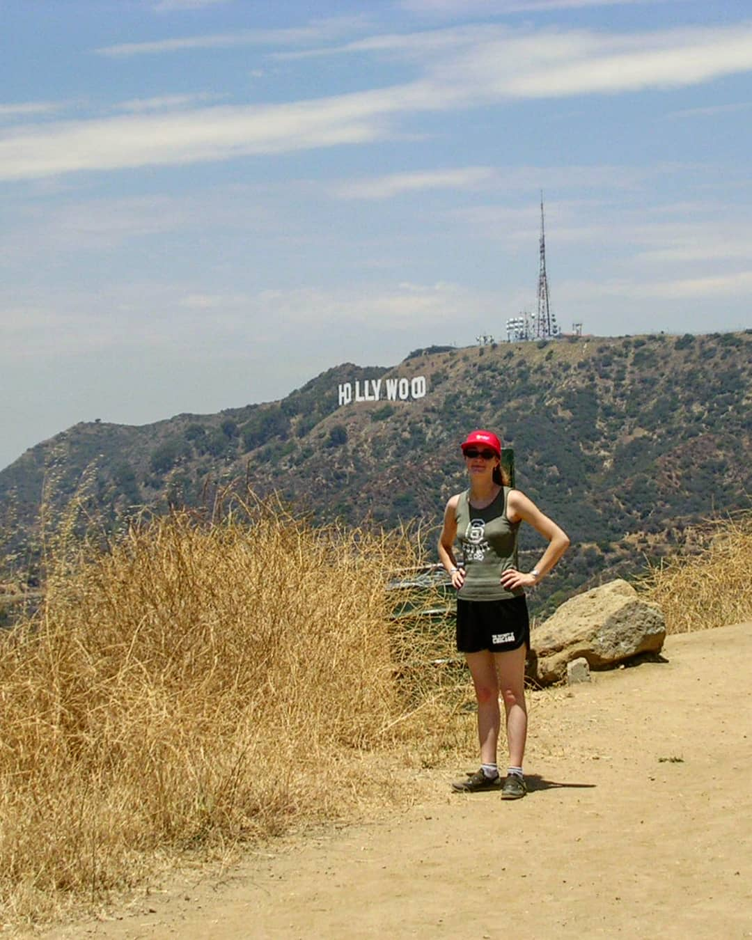 Mont Hollywood via Griffith Park