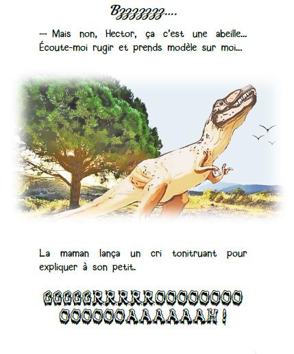 Hector le Tyrannosaure