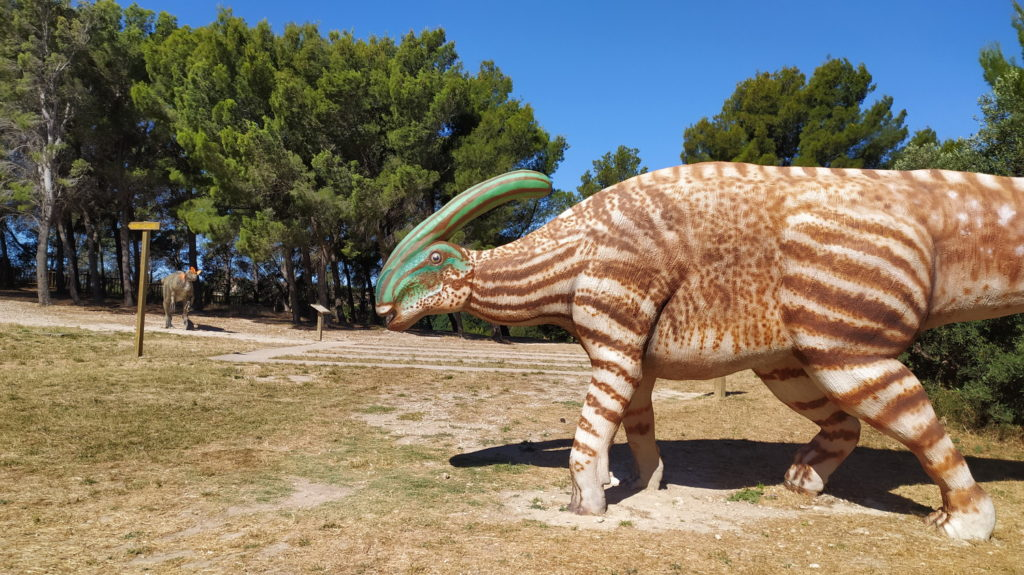 Parc dinosaure Istres