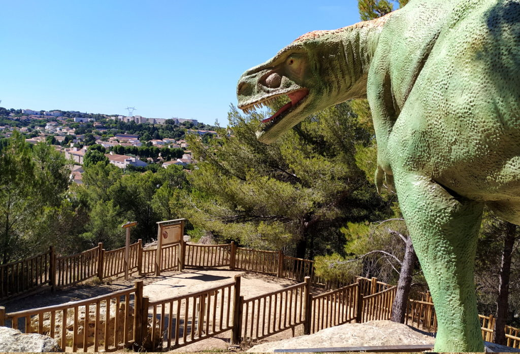Parc dinosaures istres