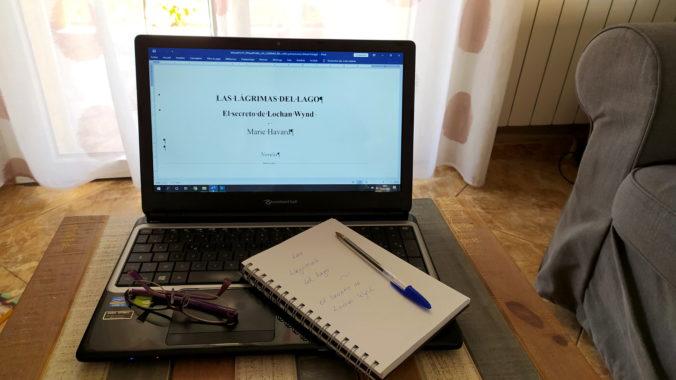Traduction en espagnol - Les larmes du Lac