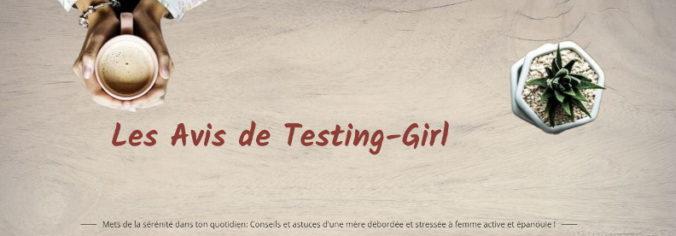 les avis de testing girl