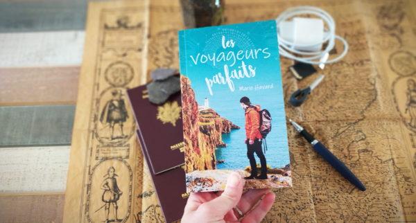 Nouvelle couverture Les Voyageurs Parfaits Marie Havard