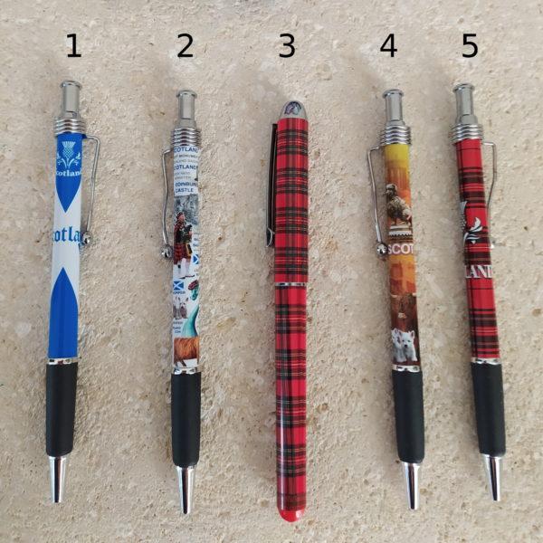 stylos écosse
